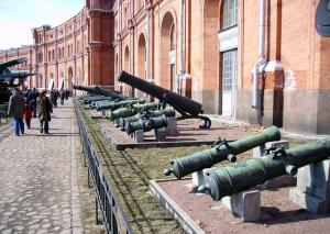 Tour To The Military And Historical Museum Of Artillery Packages