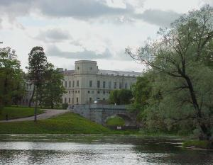Tour To Gatchina