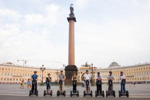 1 Day Shore Excursion Including Segway Tour Packages