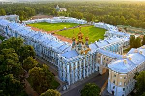 Tour To The Tsarskoe Selo (pushkin) Packages